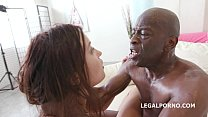 Roxy Dee goes interracial for the 100% Anal Fuc...