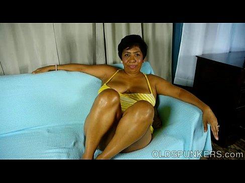 Чернокожие старушки порно
