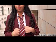 student tricia teen pounded for money