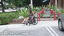 ... wheelchair in costa kimberly petite - Bangbros