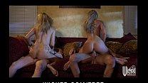 Loiras gostosas num filme porno fazendo sexo