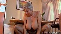 granny big tits sex