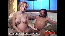 fucking a black pregnant woman