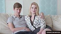Муж и жена принимают гостей порно