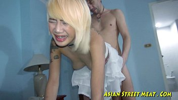 Bugger Anal Blond Asian – Asian Street Meat