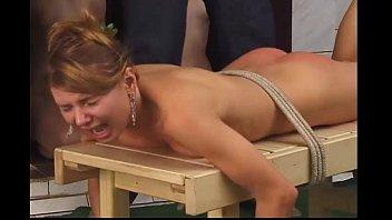 Russia spanking porno