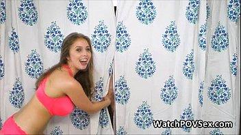 Blonde Fucked In Shower -