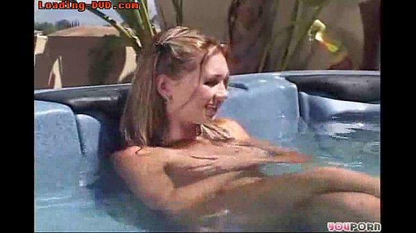 Hot tub blowjob stories