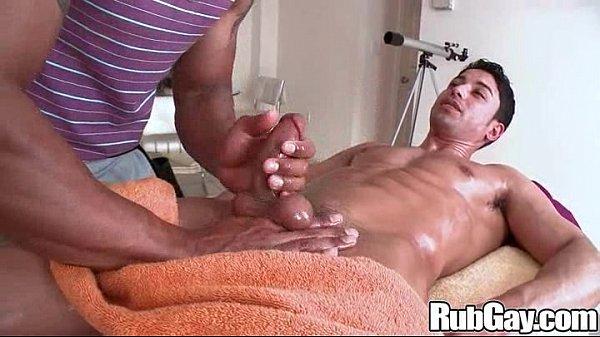Геи массаж в домашних условиях