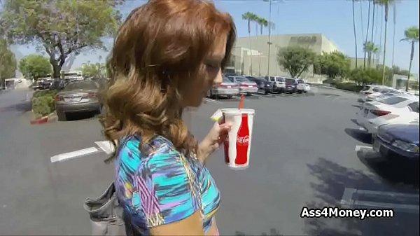 My girl friend blow job video