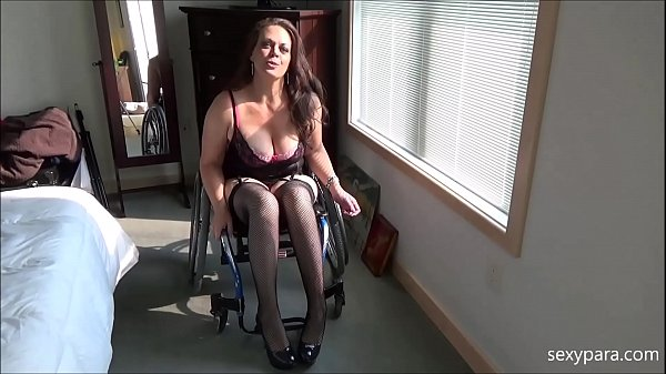 Женщина хочет ебаться с инвалидом