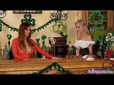 Twistys - Tip Me, Im Irish - Dani Jensen,Eliza Jane (8 min)