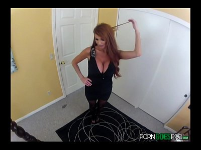 PornGoesPro - Taylor Wane fucks a huge cock in every position (24 min)