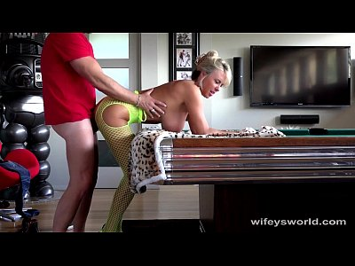 Wifey Gets Drilled And Shoots Cum On Her Face