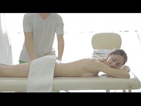 Hot Massage Sex Scene