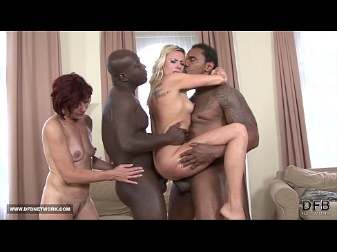 Black guys interracial vault 22 min