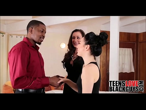 black parents fucking - Mom Brings Home Black Guy To Fuck Her Teen Daughter -  TeensLoveBlackGuys.com - XNXX.COM