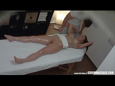 Massage leads to orgasm