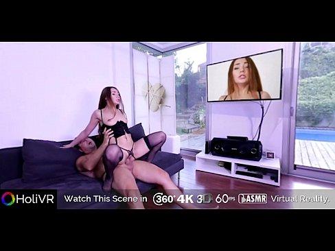 [HOLIVR] Jerk Sex with Porn Star