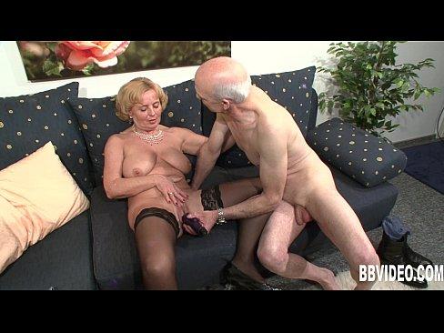 Видео секс дед и бабка