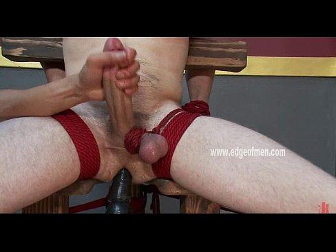 from Hank bondage gay toy