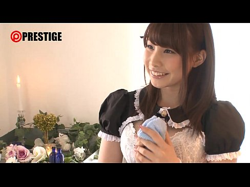 【長谷川るい】メイドコスプレプレ美女さんとの、楽しいコスプレプレエッチ動画!
